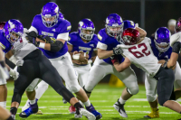 Gallery: Football Eastlake @ Puyallup
